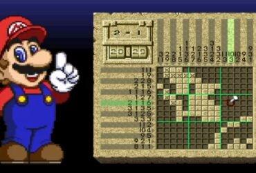 [Guia] Mario's Super Picross - Feliz Dia dos Professores