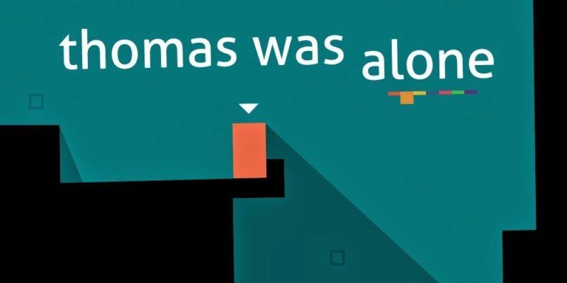 Thomas Was Alone: aclamado plataforma chega ao Switch em 2021
