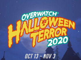 Evento de Halloween em Overwatch