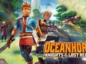 Oceanhorn 2: Knights of the Lost Realm - Um convite para uma aventura mágica!