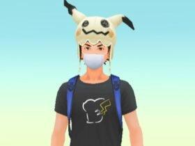 Máscaras de proteção facial chegam ao Pokémon GO