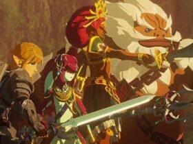 Como Hyrule Warriors: Age of Calamity entra na linha do tempo de The Legend of Zelda
