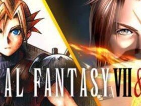 Final Fantasy VII e Final Fantasy VIII Remastered pack será lançado fora da Ásia