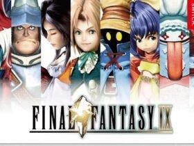 Final Fantasy IX mídia física é anunciado para o Switch na Ásia