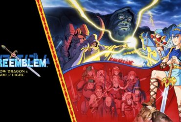 Fire Emblem: Shadow Dragon & the Blade of Light - revelado o tamanho do arquivo na versão digital
