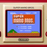 Game & Watch Super Mario Bros. continuará sendo enviado aos varejistas até Março de 2021