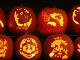 Halloween chegou nos jogos