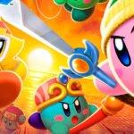 Kirby Fighters 2 - Uma amostra carismática de Super Smash Bros.