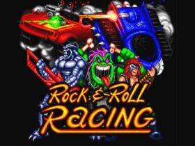 Rock N' Roll Racing, e a evolução sonora