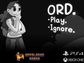Ord: jogo de aventura minimalista chega ao Switch em Novembro