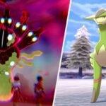 Pokémon lendários terão captura garantida em The Crown Tundra