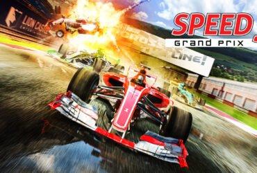 Speed 3: Grand Prix ganha trailer de lançamento