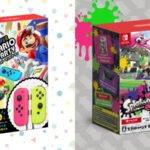 Novos bundles de controles para o Nintendo Switch anunciados