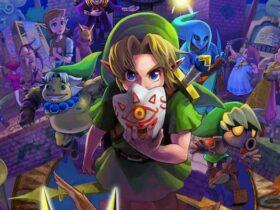 20 anos de The Legend of Zelda: Majora's Mask na América