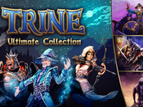 Trine: Ultimate Collection - Aventuras no mundo mágico