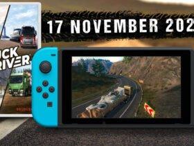 Truck Driver: simulador de direção chega ao Switch em Novembro