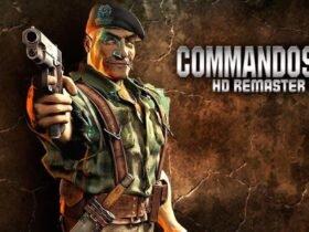 Remasterização de Commandos 2 chega em 4 de dezembro ao Nintendo Switch