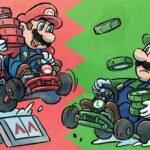 Mario Kart Tour traz evento de Mario vs Luigi