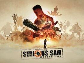 Serious Sam Collection chega semana que vem no Nintendo Switch