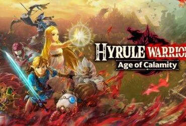 Hyrule Warriors: Age of Calamity supera 3 milhões de cópias vendidas