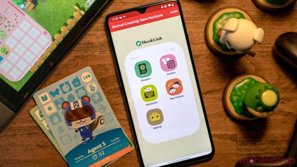 Animal Crossing: NookLink recebeu update com novas funções