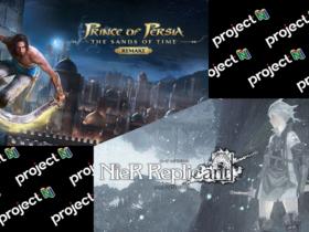 [Rumor] Nier Replicant e Prince of Persia: Sands of Time Remake são listados para Switch na Amazon
