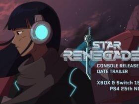 Star Renegades: RPG roguelite em turnos chega ao Switch em Novembro