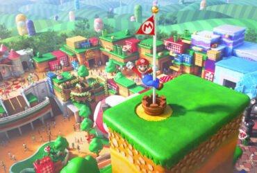 Super Nintendo World tem data de inauguração revelada