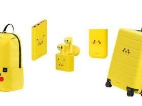Xiaomi revela produtos temáticos do Pikachu