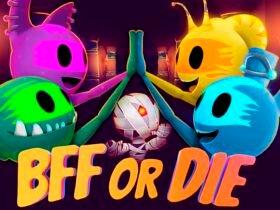 BFF or Die: quebra-cabeças cooperativo chega ao Switch em Novembro