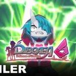 Disgaea 6: Defiance of Destiny ganha novo trailer de história