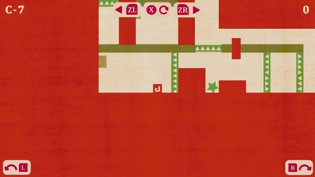 Girabox - Um quebra-cabeças de virar a cabeça