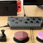 Hori anuncia controle de acessibilidade para o Nintendo Switch