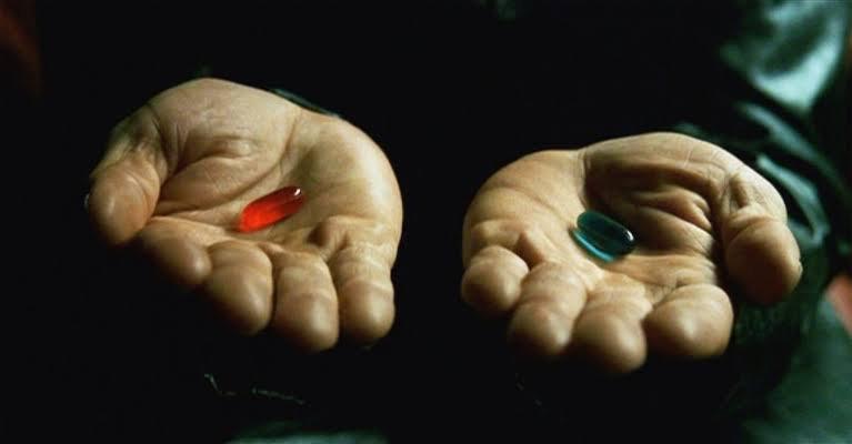 Matrix, 20 anos e a pílula vermelha