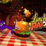 Lunch a Palooza - A loucura e o desconforto de uma guerra de comidas