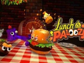 Lunch a Palooza: briga de comidas já está disponível para o Nintendo Switch