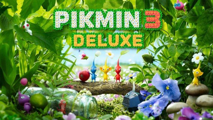 Pikmin 3 Deluxe se torna o título mais vendido da franquia