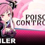 Poison Control: shooter de ação chega ao Switch em Abril de 2021