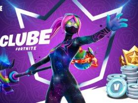 Epic Games apresenta o Clube Fortnite