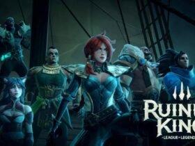 Ruined King: A League of Legends Story chega ao Nintendo Switch em 2021