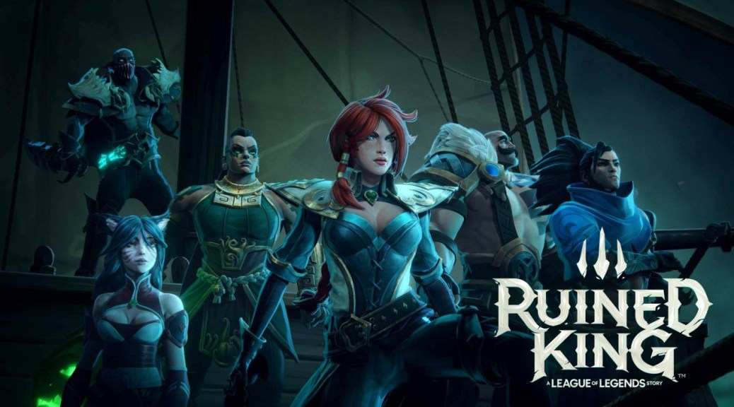 Ruined King: A League of Legends Story chega ao Nintendo Switch em 2021