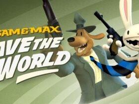 Sam & Max Save the World - Remastered: aventura e mistério chegam ao Switch em Dezembro