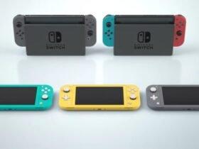 Nintendo Switch ultrapassa o NES em vendas