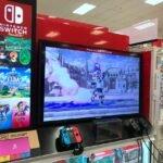 Outubro: Vendas do Nintendo Switch atingem melhor marca desde o Wii