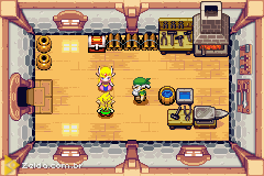 Há 16 anos surgia The Legend of Zelda: The Minish Cap