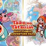 Japão: Taiko no Tatsujin: Rythmic Adventure Pack entre os 10 primeiros nas vendas