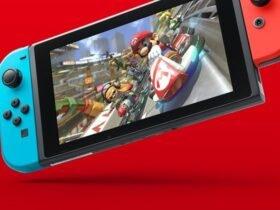 Nintendo Switch agora será monitorado pelo Google Analytics