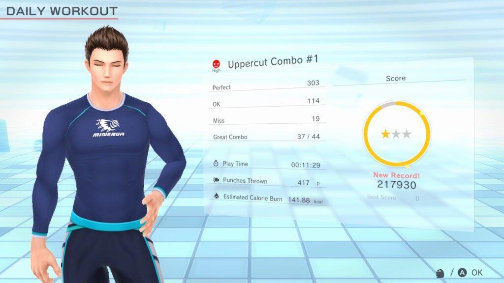 Fitness Boxing 2 Rhythm & Exercise - No ritmo de uma vida saudável