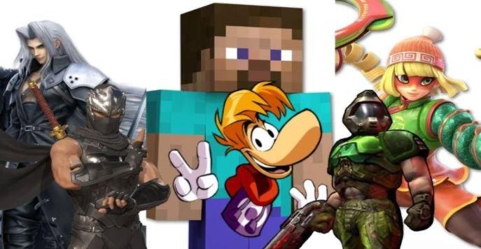 [Rumor] Vazamento revela os próximos três lutadores da DLC de Super Smash Bros. Ultimate