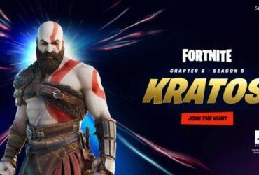 [Rumor - Confirmado] Kratos pode ser uma das novas skins em Fortnite